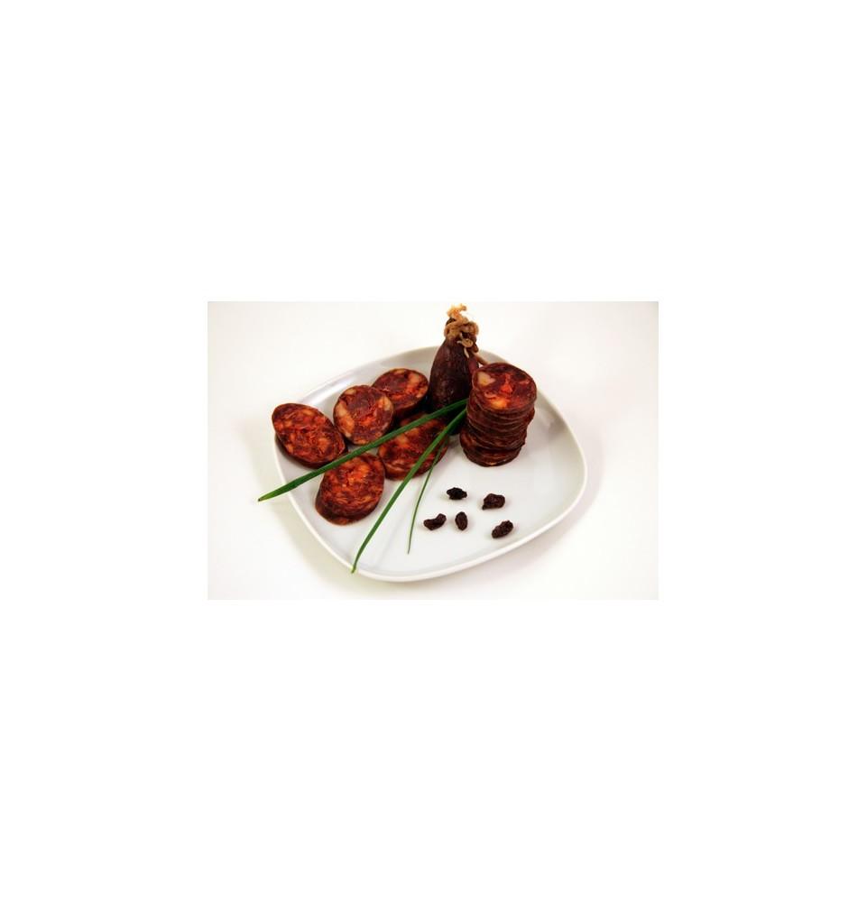 Chorizo de León artesanal extra Dulce