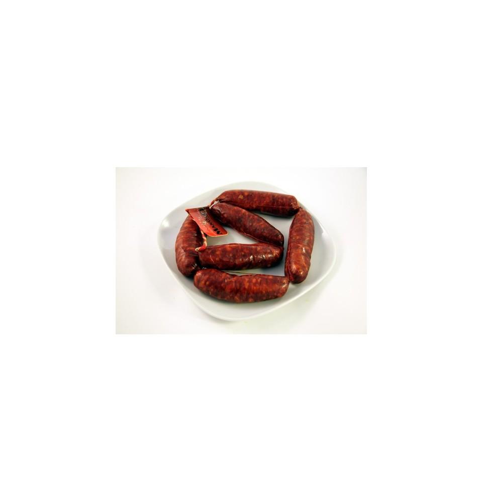 Chorizo achorizado picante